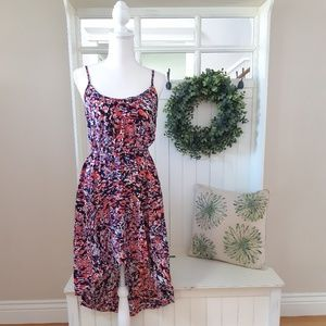 Adorable Cotton On High Low Floral Sundress